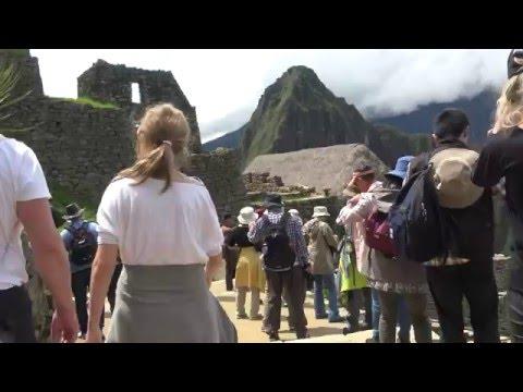 Peru - Machu Picchu (4K)