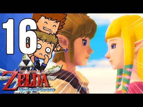 ET LES GERUDOS DANS TOUS ÇA ? | Zelda Skyward Sword Ep.16