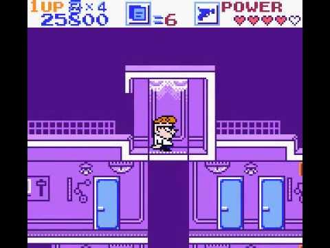 Game Boy Color Longplay [100] Dexters Laboratory: Robot Rampage