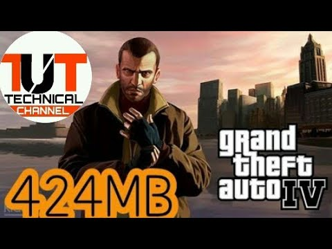 How To Download GTA 4 For Android And Playing Proof.