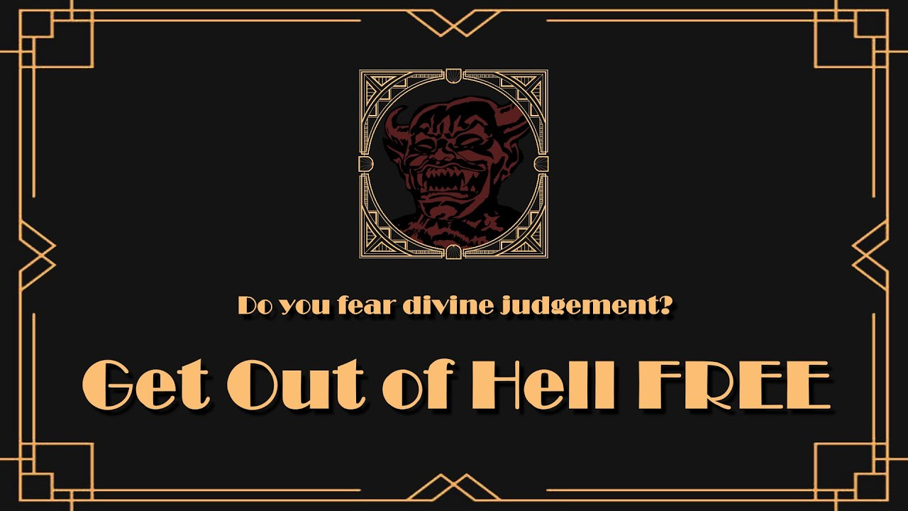 Download 'Get Out of Hell Free Card' - SCP EAS