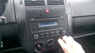 VW Polo 1.4 TDI, 59 kw. 2007 g.