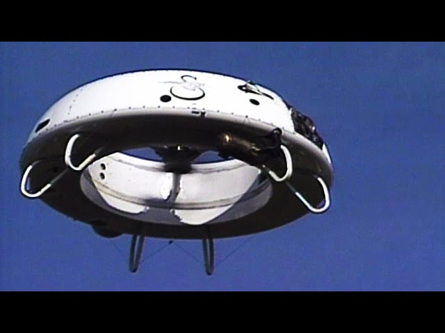 Flight of the Future - Science Fiction or Reality