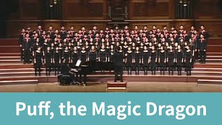 Puff, the Magic Dragon (Peter Yarrow) - National Taiwan University Chorus