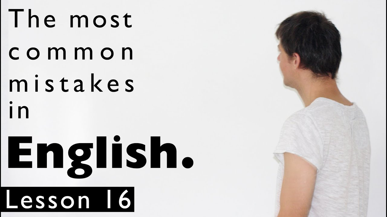 common mistakes in english pdf