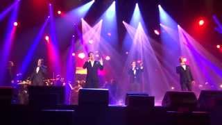 IL DIVO - I Will Always Love You (Bratislava 27.9.2014)
