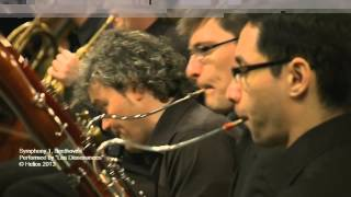 Beethoven, Symphonie n°1 - IV. Finale (extrait)