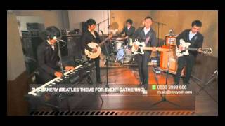 Download Video The Banery cover ( LET IT BE ) MP3 3GP MP4