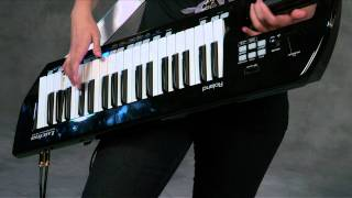 Roland Lucina AX-09 Lessons - The Guitar Player