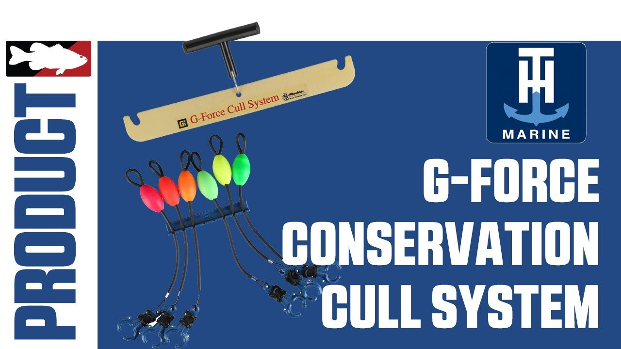 Jared Lintner and Alex Davis Discuss with the T-H Marine G-Force Conservation Cull System