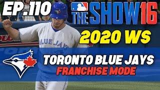 "MLB The Show 16 Blue Jays Franchise ep. 110 - ""GRAND SALAMI!"" (World Series Game 1)"