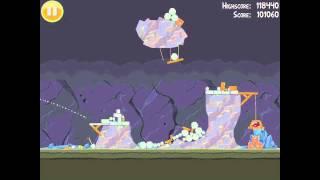Video Angry Birds 17-6 Mine & Dine 3 Star Walkthrough download MP3, 3GP, MP4, WEBM, AVI, FLV Juli 2018