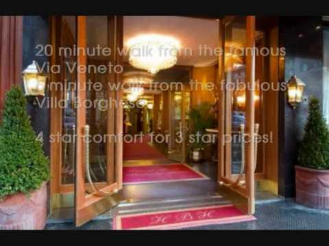 Grand Hotel Beverly Hills Rome - Hotelvault.com