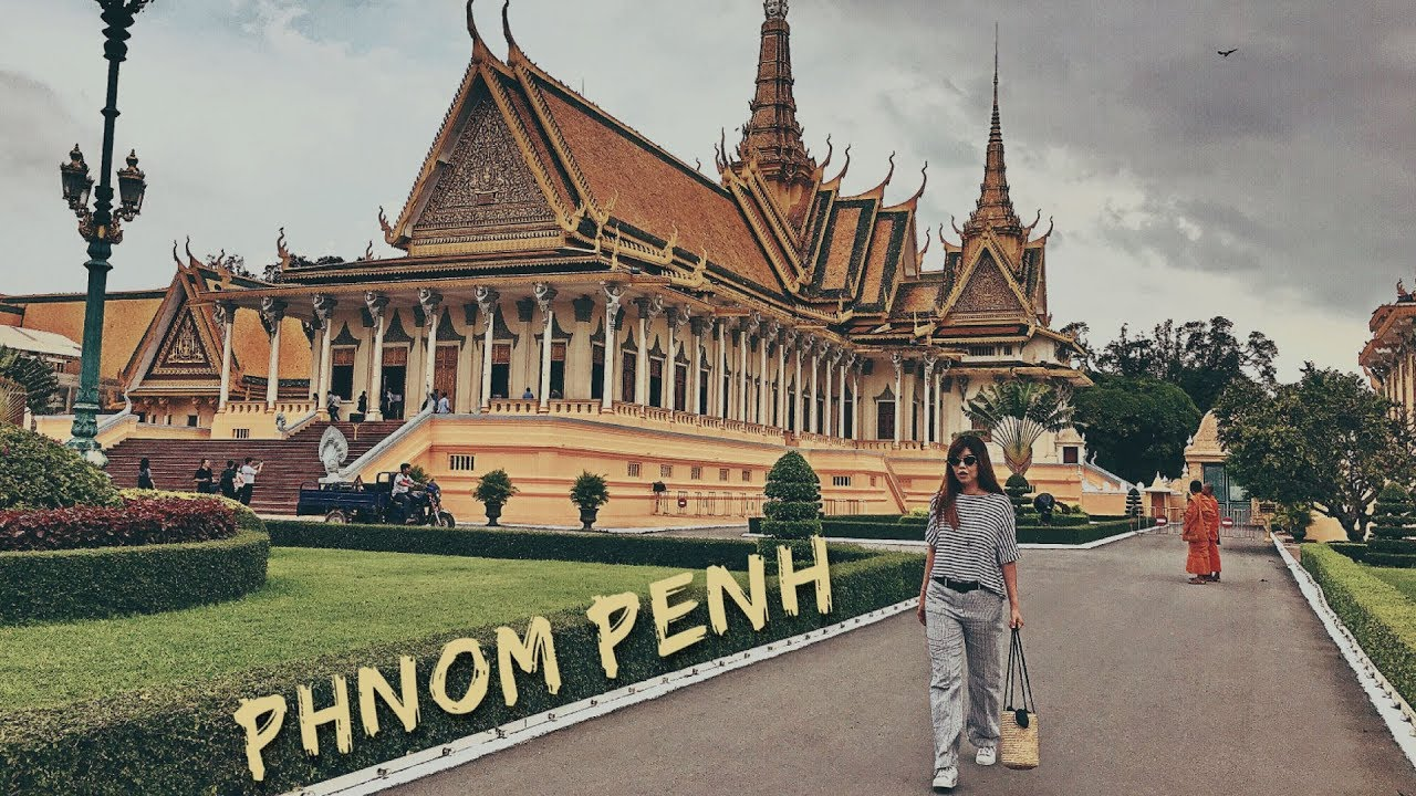 Top 11 Things To Do in Phnom Penh | CAMBODIA | Travel & Your Tour Guide | @Bianca_Valerio