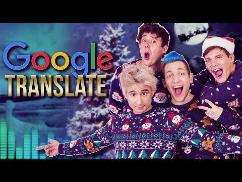 SONGS mit Google Translate ft. Julien Bam, Joeys Jungle, CrispyRob
