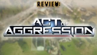 Review: Act of Aggression (Video Game Video Review)