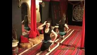 Bedouin Tribal Damce - Basic Step 7- Hossam & Serena Ramzy