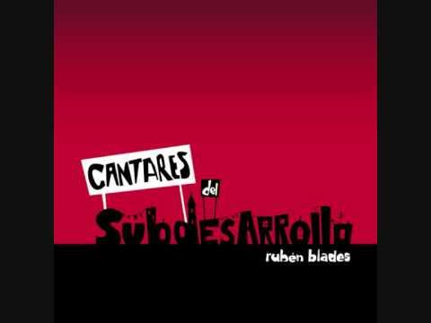 Las calles - Rubén Blades