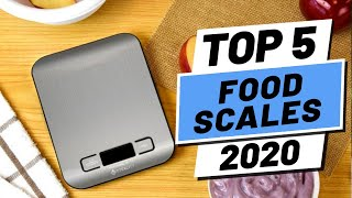 Top 5 BEST Food Scale of [2020] | Best Kitchen Scale