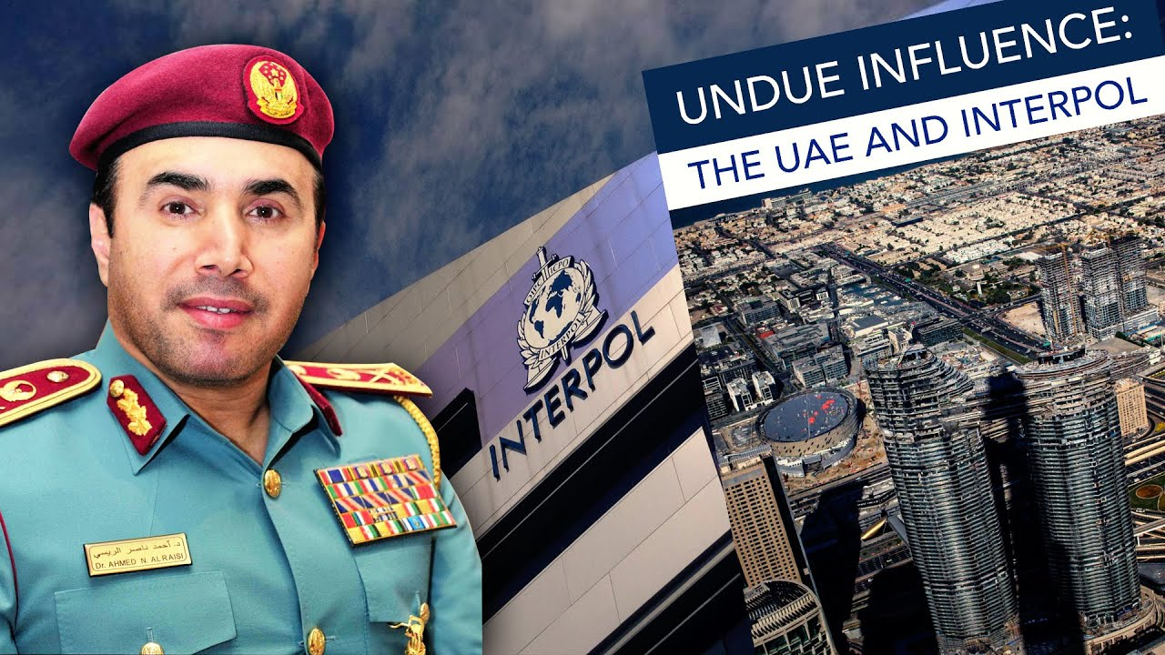 UAE general unsuitable for role of Interpol chief | Ahmed Naser Al-Raisi