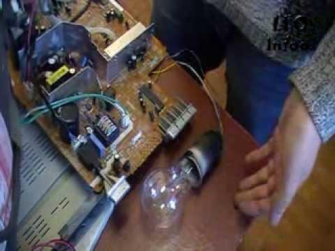 видео: Ремонт телевизора philips.