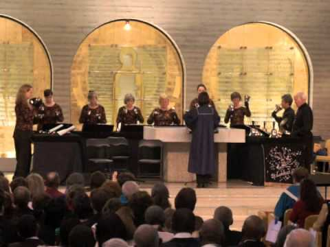 Joy to the World - The Village Ringers Handbell Choir - Claude-Marie Landré