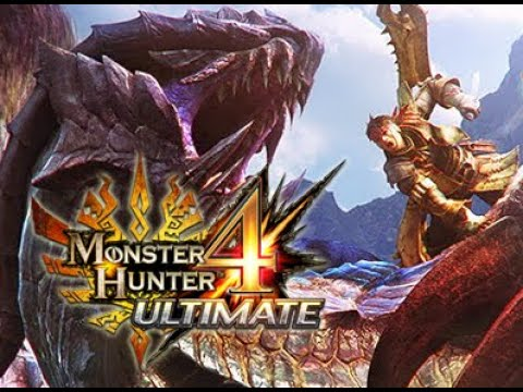 Monster Hunter 4 Ultimate, Trailer gameplay
