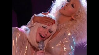Lady Gaga ft Christina Aguilera - Do What U Want (THE VOICE)