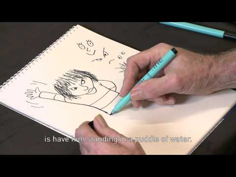 How to Draw Horrid Henry with Tony Ross