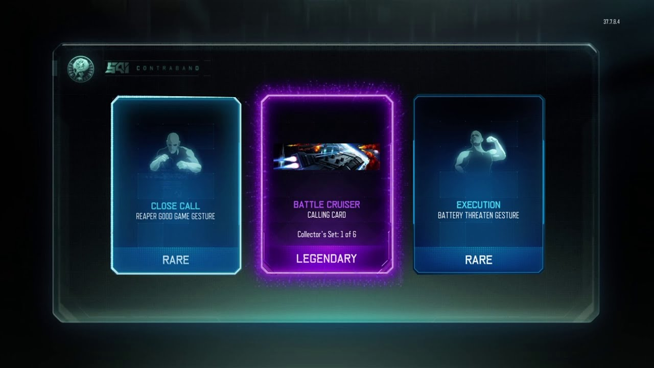insane legendary calling card supply drop opening bo3 supply drop opening youtube - Best Calling Cards