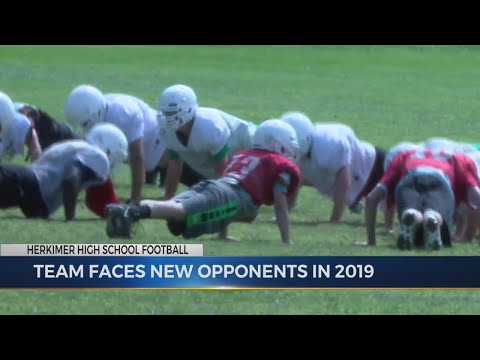 Herkimer High School Football Moves to Class C - 2019 Season Preview