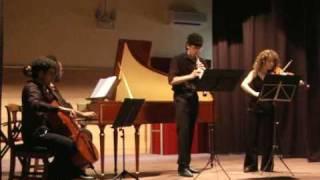 "HAENDEL: ""Sonata HWV 381"", Affettuoso (3/4); Davide Guarneri oboe"