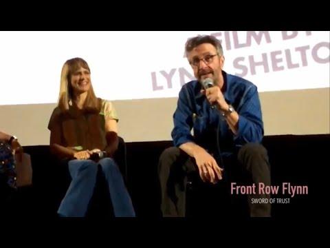 SWORD OF TRUST W/actors Marc Maron, Jillian Bell, Jon Bass; Writ-dir-prod Lynn Shelton