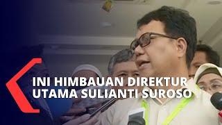 Jakarta, kompas.tv - direktur utama rspi sulianti suroso, mohammad syahril menyatakan pasien berada di lantai 1 ruang isolasi. beliau juga menghimbau ji...