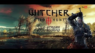 Witcher 3 The Wild Hunt Livestream, Quests, contracts, sidequests, and exploration.