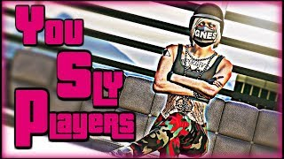 GTA 5 online - Why Are You Embarrassing Yourself? (Sly Players)