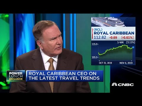 Royal Caribbean CEO: We Are Becoming A More Global Company