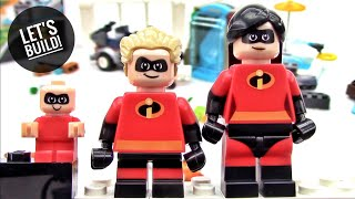 LEGO INCREDIBLES 2: The Great Home Escape 10761 - Let