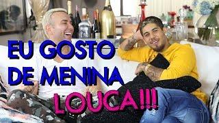 Gosto de menina louca feat Ze Felipe | #HotelMazzafera