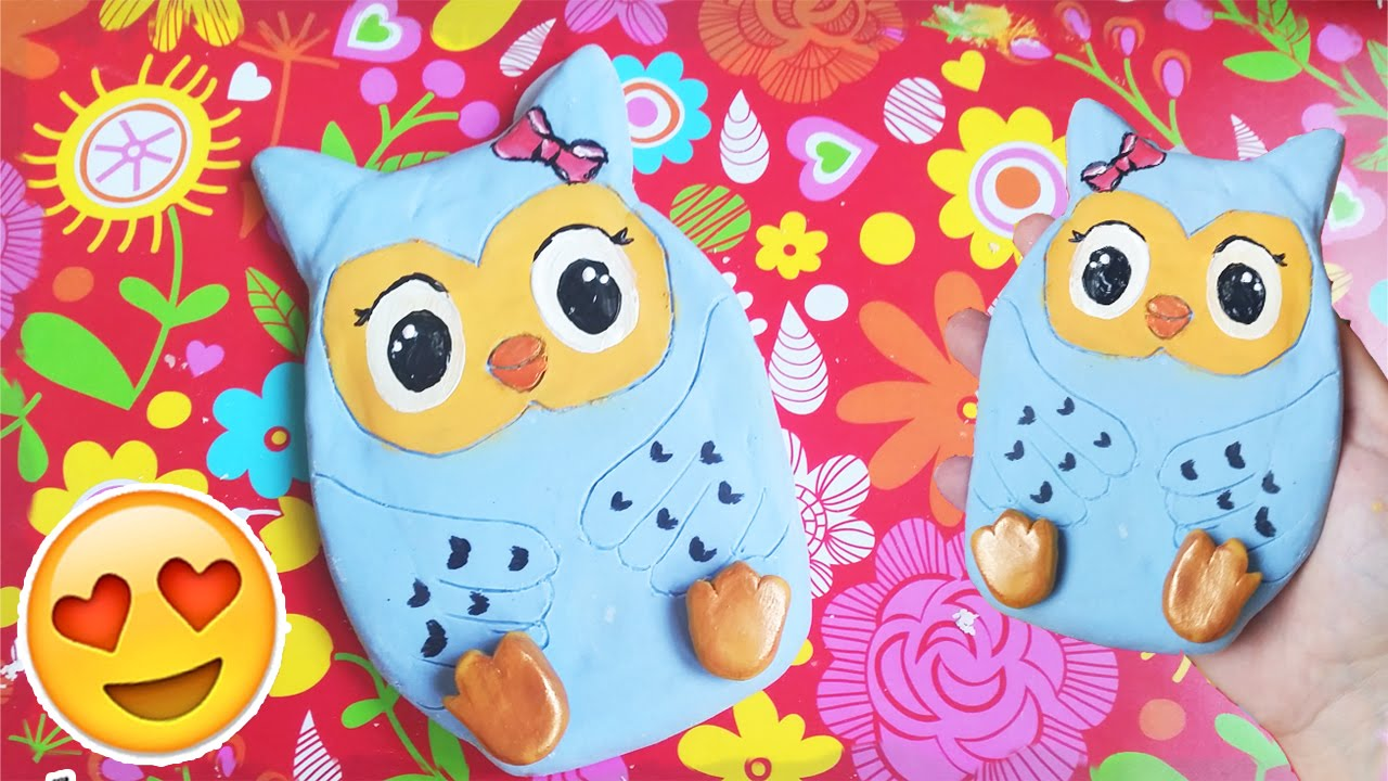 Siliconenkit Action Diy Uil Siliconen Telefoon Hoesje Owl Phone Case Cute Kawaii Tutorial Craftmama