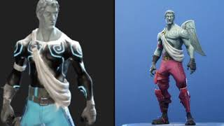 NEW LOVE RANGER SKIN?? | FORTNITE LEAKS