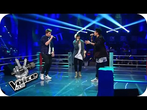MoTrip - So wie du bist (Patrik, Wilson, Can) | The Voice Kids 2016 | Battles | SAT.1