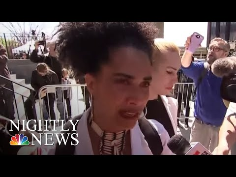 Cosby Accusers Speak Out Verdict: 'A Victory For All Sexual Assault Survivors' | NBC Nightly News