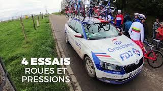 Reco - Paris-Roubaix 2018