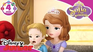 Sofia het Prinsesje - James de peuter