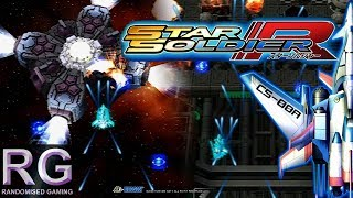 Star Soldier R - Nintendo Wii - Playthrough 5 Minute Mode, Best of WiiWare [UHD 4k 60fps]