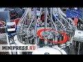🔥 Carousel filling and capping machine in penicillin bottles Minipress.ru