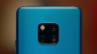 Брать Mate 20 Pro или Huawei P30?