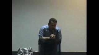 Сряда, Библейски урок - п-р Тони Еленков, Хора на молитвата част-22