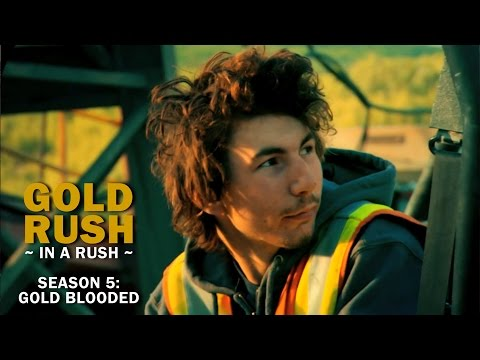 gold rush season 5 episode 8 gold blooded gold rush in a rush recap youtube. Black Bedroom Furniture Sets. Home Design Ideas